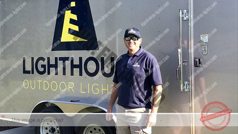 Tim Adcock - Mgr Lighthouse Outdoor Lighting NC