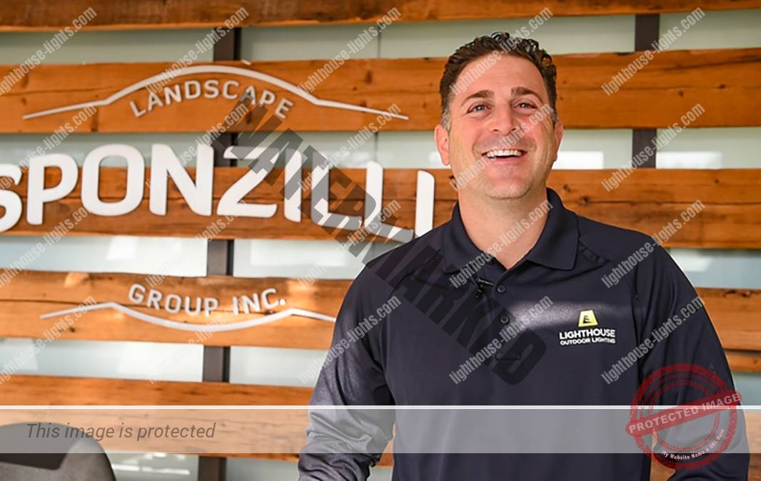 meet jason sponzilli morristown lighthouse landscape lighting